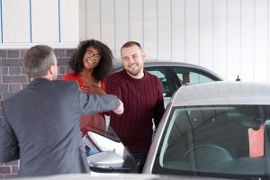 Steps to Buying Your First Car