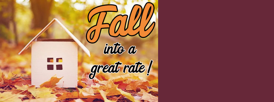 Fall Home Improvement Loan Special